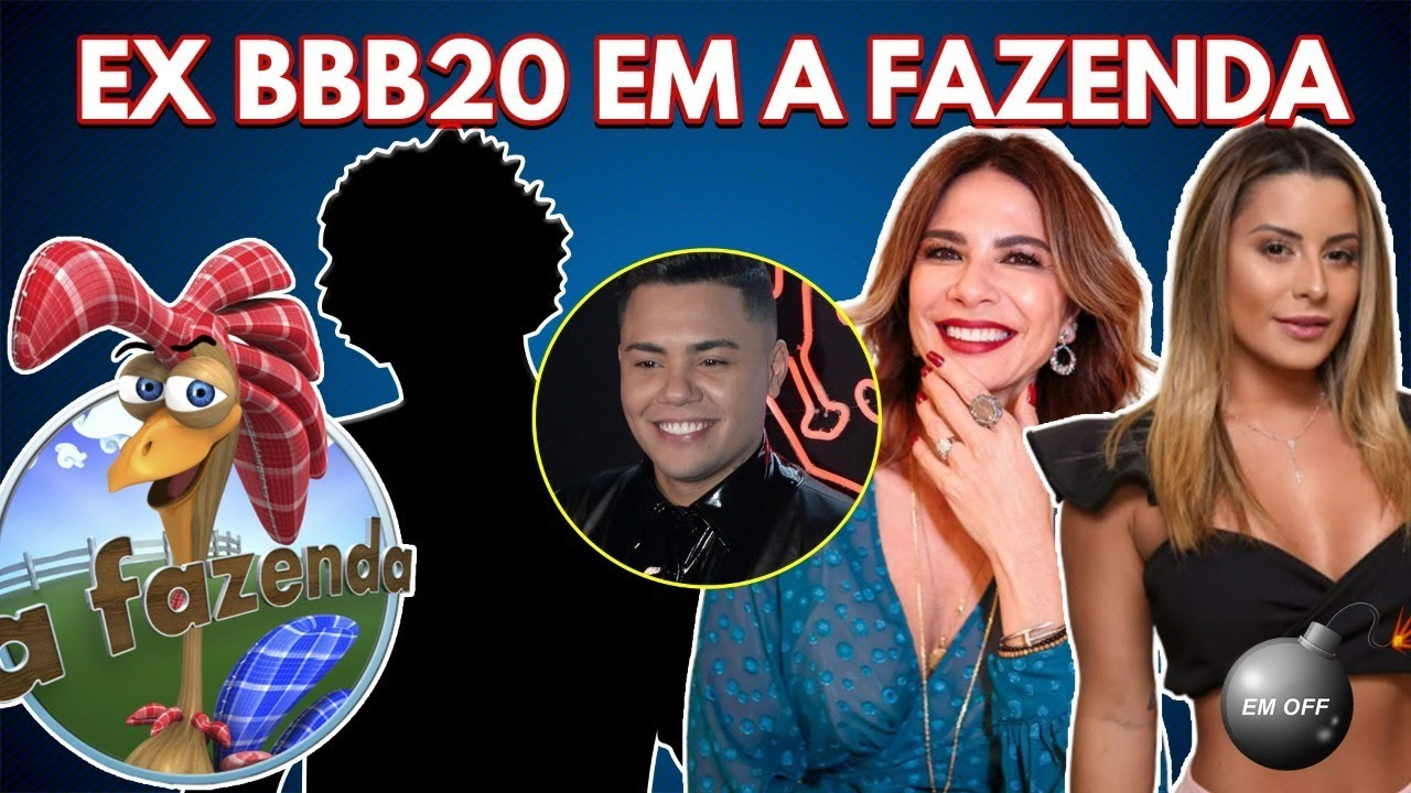 Ex-BBB 20 em 'A Fazenda 12', Arícia Silva fala sobre caos com Arthur Aguiar e mais! | Em Off
