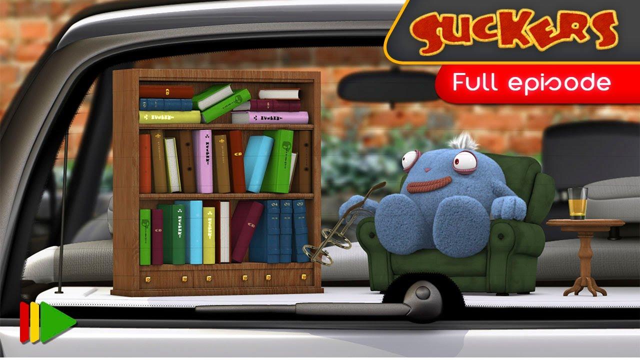 Suckers - 78 - Reading | Full Episode |