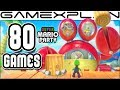 All 80 Super Mario Party Mini-Games Revealed (Gameplay Compilation)