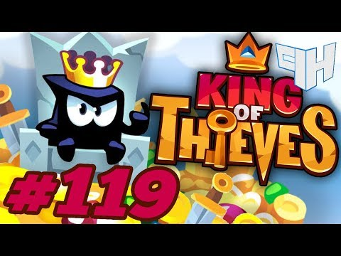 999k GEM !!! King Of Thieves #119 Gameplay (iOS/Android)