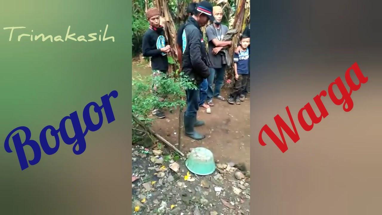 17 hari jalan kaki warga bogor kawal silaturohim dengan presiden jokowi