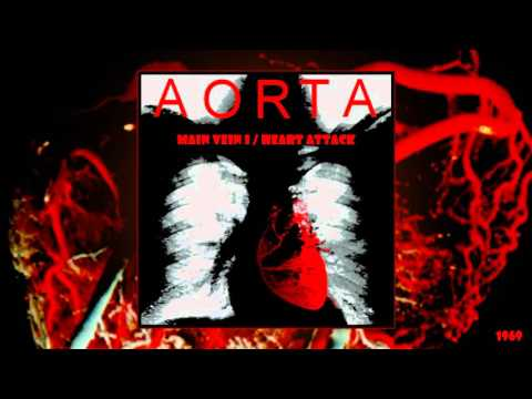 Aorta - Main Vein I / Heart Attack (Axis CD Version) [Psychedelia - Progressive Rock] (1969)