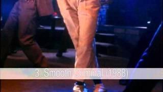 Las mejores coreografías del Rey del Pop