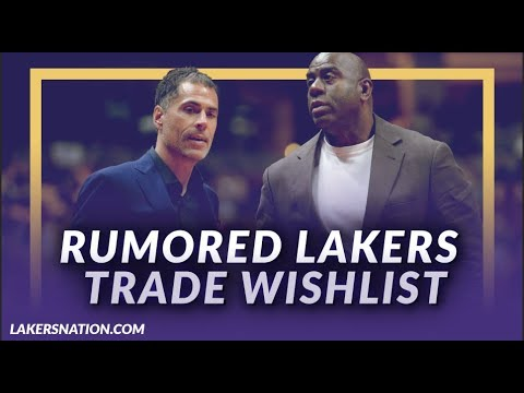 Lakers News:  A List of The Lakers' Trade Targets As the Trade Deadline Approaches