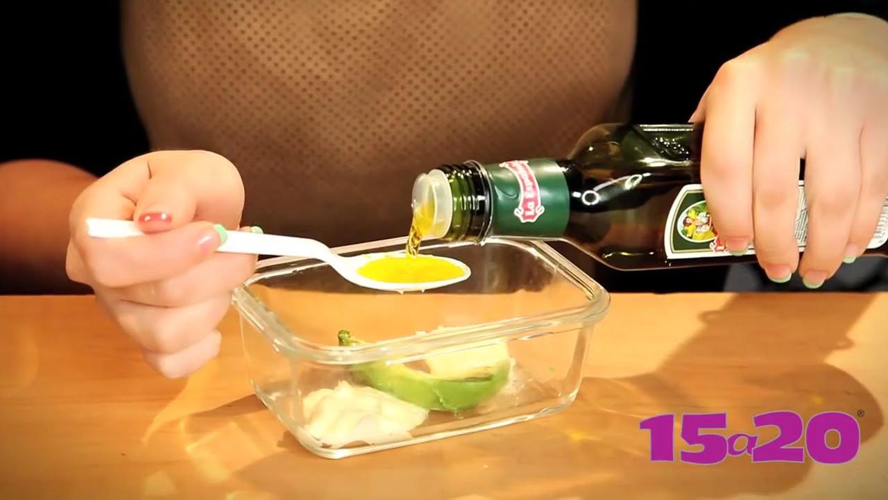 Mascarilla de mayonesa y limon para el cabello