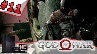 GOD OF WAR - Let's play épisode 11 [PS4] Rendez moi mon fils