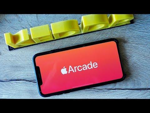 Обзор Apple Arcade - новый этап мобильных игр!!!