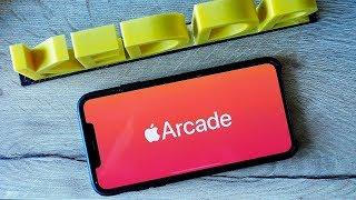 Download Обзор Apple Arcade - новый этап мобильных игр!!! Mp3 and Videos