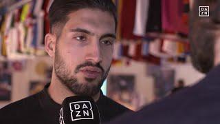 Mit Emre Can in London | DAZN - Interviews