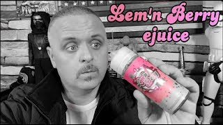 Lem'nBerry E-Juice 120ml Video