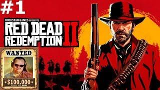 Red Dead Redemption II — Początek - Na żywo