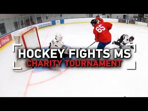 GoPro Hockey | Hockey Fights MS Tournament | Vermont