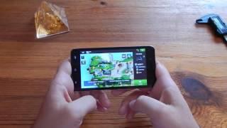 видео Обзор тонкого металлического смартфона Samsung Galaxy C5