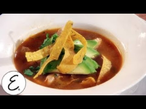 Spicy Tortilla Soup Recipe