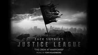 Zack Snyder's Justice League Official Soundtrack | The Crew at Warpower - Tom Holkenborg
