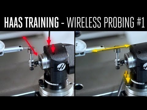 Wireless Probing How-To PART 1 - Calibrating the System - Haas Automation, Inc