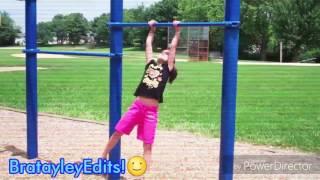 Annie Bratayley gymnastics montage Resimi