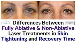 Facial Skin Tightening - Differences of Lasers, and Considerations for Recovery Time