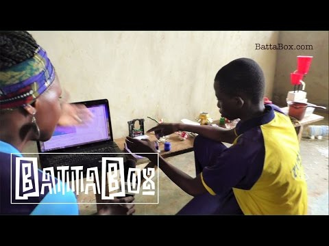 WOW: Meet Nigeria's Youngest Fantastically Creative Inventor