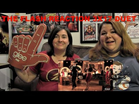 The Flash Musical Reaction 3x17 Duets