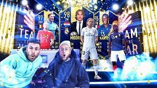FIFA 19:Die TOTY PACK OPENING ESKALATION geht weiter !!!
