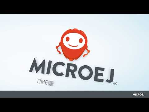 MicroEJ at CES 2018