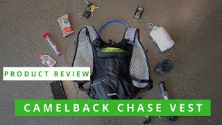 Camelback Chase Vest Review [comparing to older style Camelback Mule]