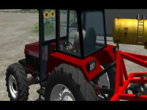Thumbnail: Farming Simulator 2011-Back to Roots 4th,România