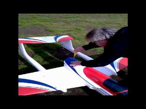 Ian's Elan Maiden Flight