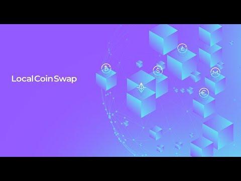 [ICO] Local Coin Swap разрушает криптовалютную монополию гигантских бирж