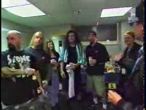 Slayer Sepultura S.O.A.D. Vh1 Friday Night Rock Show Astoria London 1998 Full show