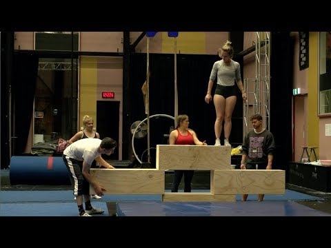 Circus Oz  Precarious – Behind the Scenes Mp3