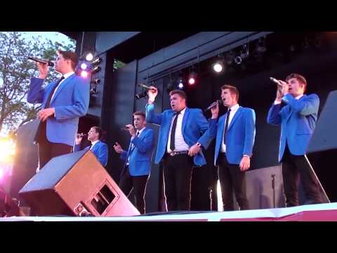 BYU Vocal Point concert Scera theater Memorial Day 2014