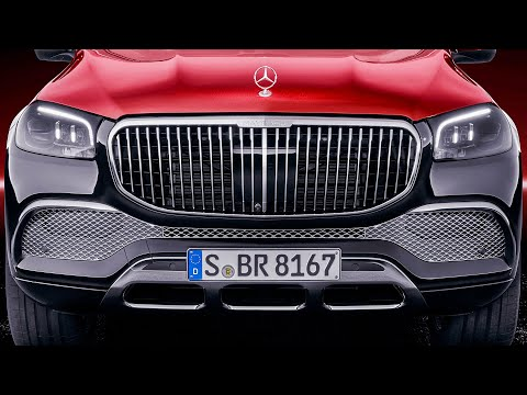 Mercedes-Maybach GLS 600 4MATIC: Ultra-Luxury SUV! Detailed Overview - Interior, Exterior & Drive
