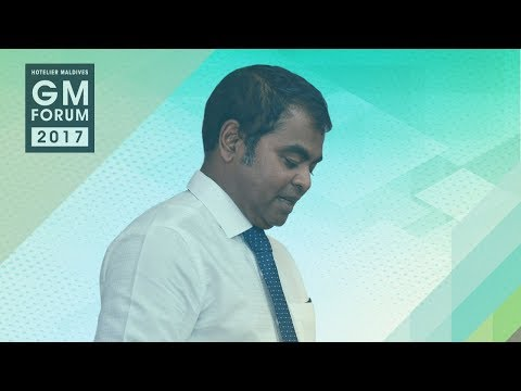 GM Forum 2017 Highlights: Thoriq Ibrahim, Minister of Enviro