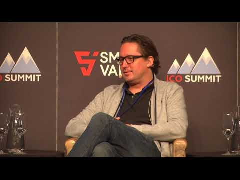 ICO Summit 2017   Panel Discussion: Inside The Token Economy