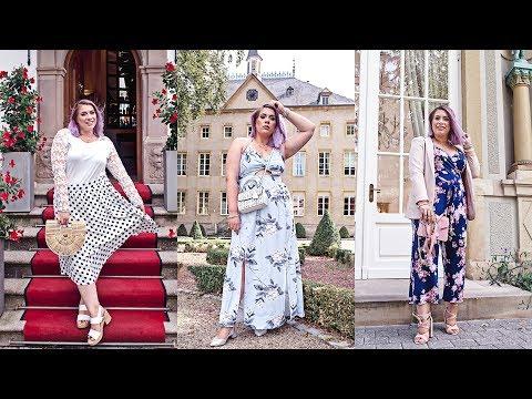 3 Curvy Hochzeitsgast-Outfits | Missesviolet 💜