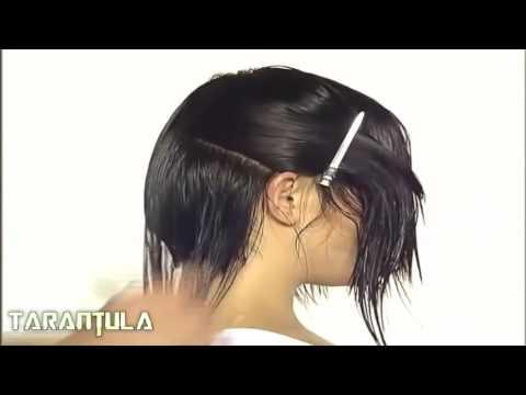 Kurze Frisur Für Runde Gesichter | Frauen, Die Kurze Frisur Für Volle Gesichter Haircut Tutorial