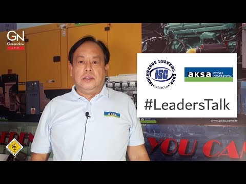 #LeadersTalk with Indentrade Systems Corp (AKSA Philippines)