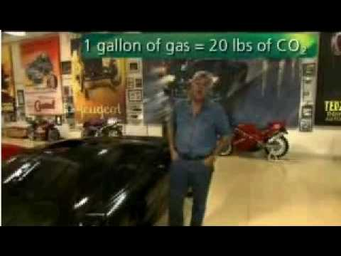 Jay Leno Discusses Nitrogen Tire Inflation