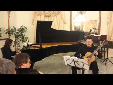 DUO op. 37 F. Carulli –  Pianoforte e ChitarraAnna Chimenti e Gioele Valentini