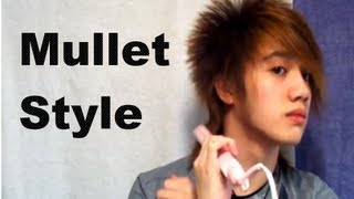 Download Asian hairstyle - Mullet Mp3 and Videos