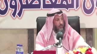 الشيخ العثيمين يخطئ في صلاته ! | عثمان الخميس