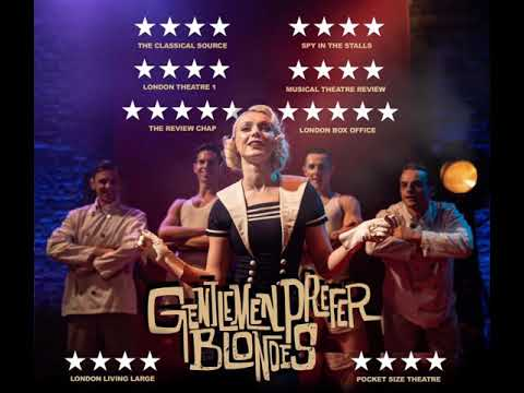Gentlemen Prefer Blondes - 2019 Revival - Union Theatre London