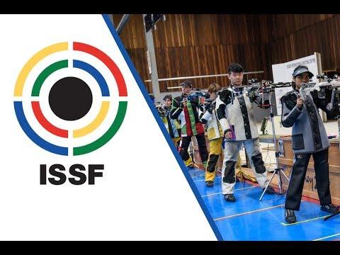 10m Air Rifle Mixed Team Junior Final - 2018 ISSF Junior World Cup in Sydney (AUS)