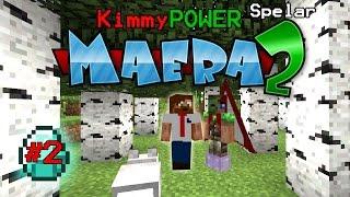 Maera 2 är moddat minecraft som Valpskott har plockat ihop! Det fin...