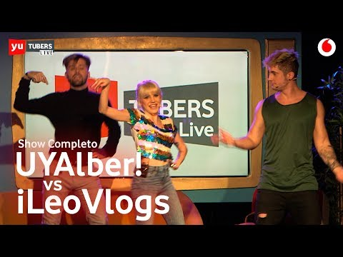 iLeoVlogs vs Uy Albert! (Programa completo) #yuTUBERS6