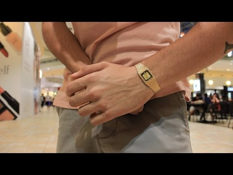 Trading A Paperclip For A Gold Watch!!