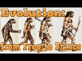 Problems with Darwin's theory of Evoluti