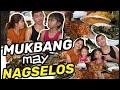 MUKBANG May Nagselos   Melason Family Vlog